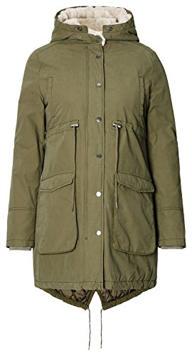 Noppies Damen Jacke Jacket Malin Grün (Army C190)