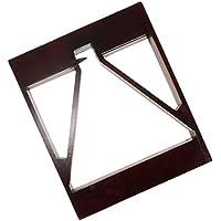 IPOTCH Estante Profesional de Triángulo de Tabla de Billar de Piscina de Snooker Sostiene Juego Estándar Deportes