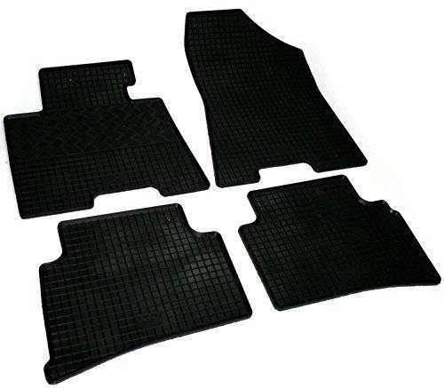 Preisvergleich Produktbild Gummi Fußmatten Set für Hyundai Tucson Gummifußmatten Gummimatten