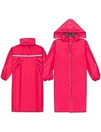 Regenanzug Wiederverwendbare Split Reflektierende Top Wasserdichte Hosen Outdoor Reiten Dicke M/änner und Frauen Erwachsene Regenm/äntel Leichte Regenbekleidung
