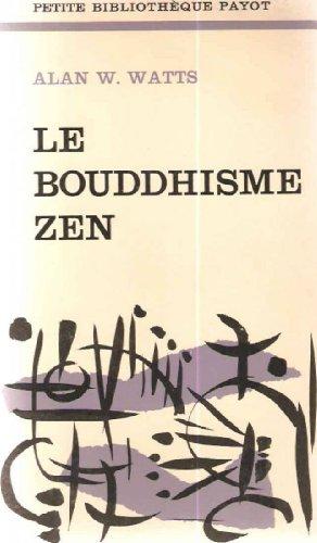 Le bouddhisme Zen