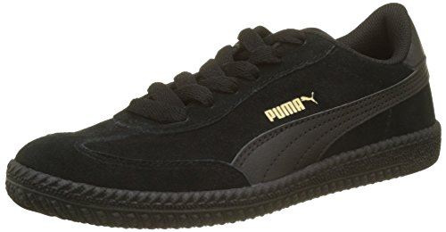 Puma Unisex Black Sneakers - 8 UK/India (42 EU)(4059504871988)