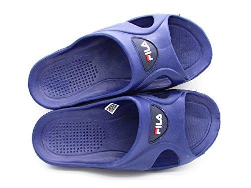 Fila ciabatta sandro slipper blu 1010041.29y (43 - blu)
