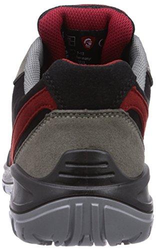 JORI Jo_dot Low Esd S1p, Chaussures de sécurité homme Noir - Noir