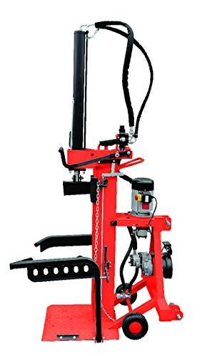 Brennholzspalter Holzspalter 400V 5500W E-Motor Zapfwelle 20 Tonnen Spalter vertikal stehend EHS20325
