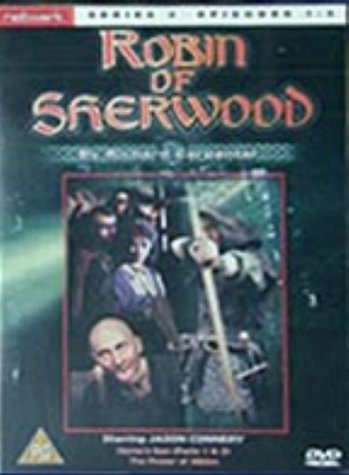 Robin Of Sherwood - Series 3 - Episodes 1 To 3