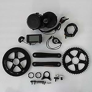 8FUN bbs02 commande centrale moteur kit moteur 36V 500W pour vélo électrique ebike