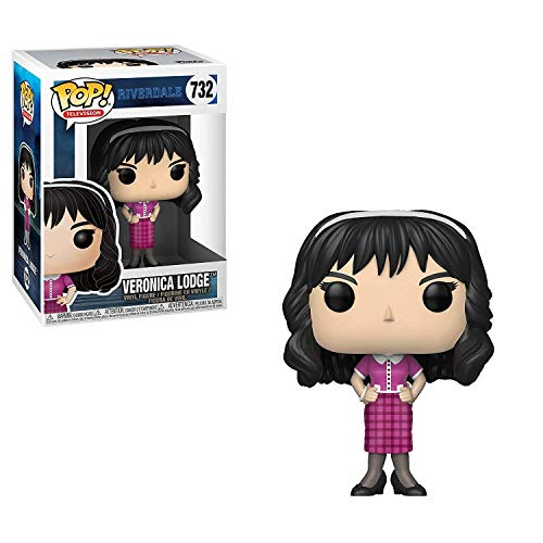 Funko- Pop Vinyl: Riverdale: Dream Sequence Veronica Idea Regalo, Statue, COLLEZIONABILI, Comics, Manga, Serie TV, Multicolore, 34456