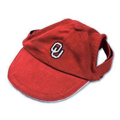 Artikelbild: Sporty K9 Collegiate Oklahoma Sooners Dog Cap, Medium