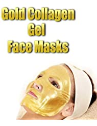 Gold Bio Collagen Crystal Face Mask
