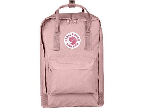 Fjällräven Kanken Laptop 15 Rucksack, Pink, 40 x 28 x 16 cm, 18 L