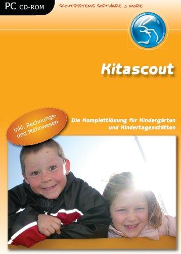Kitascout, 1 CD-ROM Die Komplettlösung für Kindergärten und Kindertagesstätten. Für Windows 98/Me/2000/XP, Linux