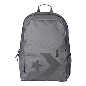 419BGhaZKeL. SS300  - Converse Mochila Backpack para mujer Star Chevron River Rock gris