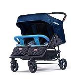 Y&XX Passeggino Doppio per Baby e Toddler-Tandem Duo Diverse configurazioni dei...