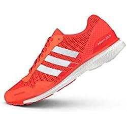 Zapatillas de adidas Adizero Adios Boost 3(Rojo), color Rojo, talla 40 2/3 EU