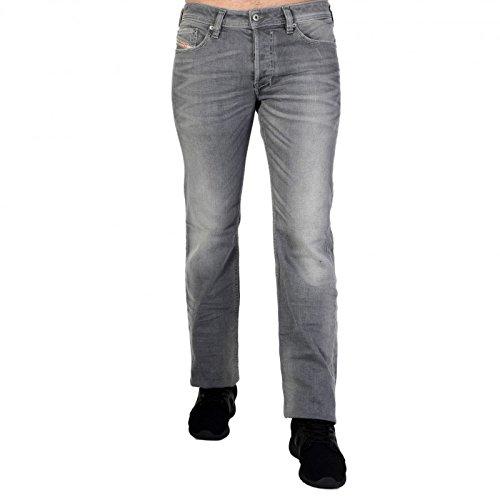 Diesel SAFADO 0839N L.34 02 jeans grigio denim