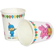 Pocoyo - 8 vasos (Verbetena 016000383)