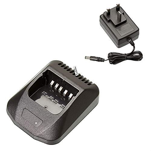 Ladegerät für Motorola Radio GP300, GP350, GP600, GP88, GTX, LTS2000, P110, P1225, PTX600 P1225 Radio