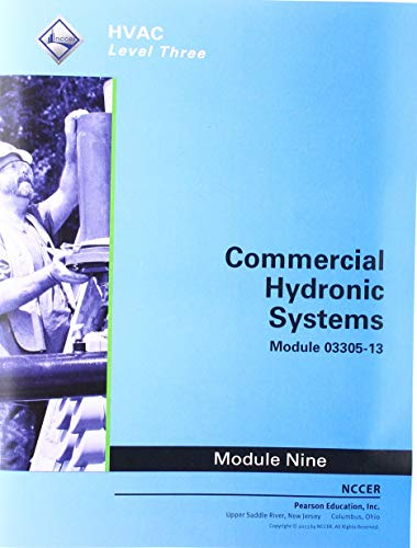 03305-13 Commercial Hydronic Systems Trainee Guide -