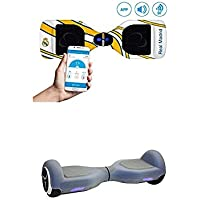 """SmartGyro X2 Real Madrid, 6.5"""" + Cover Transp."""
