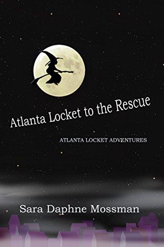 e Rescue (Atlanta Locket Adventures Book 1) (English Edition) (Daphne Halloween)