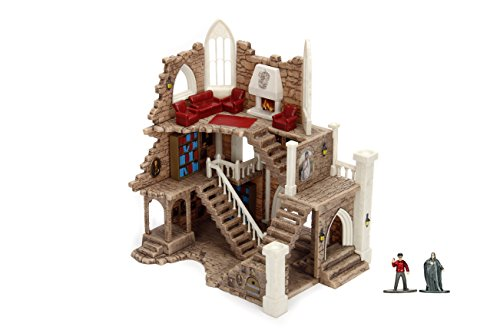 Jada- Harry Potter Escenario Torre de Gryffindor con 2...