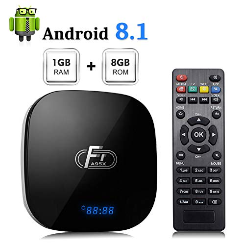Sidiwen Android 8.1 TV Box F1 1GB RAM 8GB ROM Amlogic