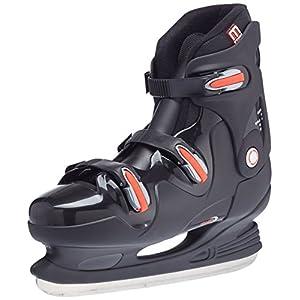 Schlittschuhe 2-teiliges Hardboot-Eishockeykomplet XXL 47