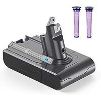 Vacuum Batteries