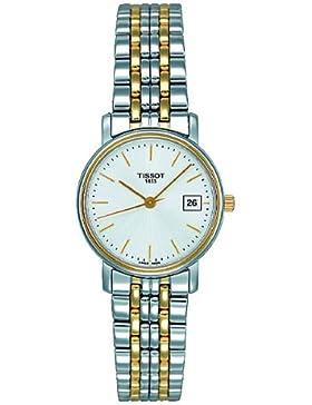 Tissot Damen-Armbanduhr Desire Edelstahl T52228131