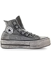 CONVERSE 563113C CTAS HI Lift Canvas LTD Gray