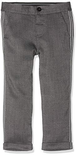 NAME IT Jungen NMMFOLKE Pant Hose, Grau (Grey Melange Grey Melange), (Herstellergröße: 110)