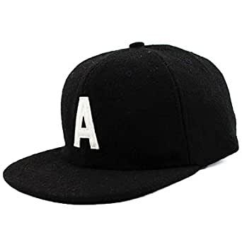 Agora Wool 6 Panel Casquette