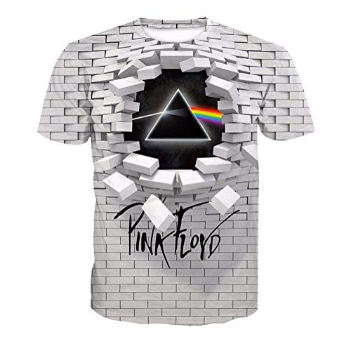 3D Printed Pink Floyd Wall Unisex T-shirt, S to 3XL