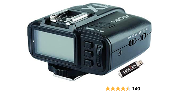 Godox X1t N 2 4g Ttl Hss Wireless Flash Trigger Sender Kamera