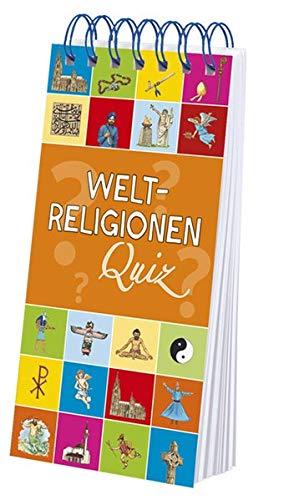 Weltreligionen-Quiz (Kinder-Quiz: Religion)