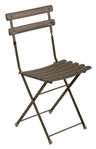 Emu Arc en Ciel chaise pliante Art. 314 couleur Marron d'Inde code 41