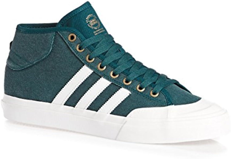 adidas MATCHCOURT MID - Zapatillas deportivas para Hombre, Verde - (VERMIS/BALCRI/DORMET) 46