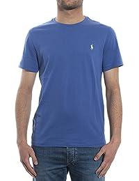 T-shirt Uomo RALPH LAUREN A16-XZ9JL-XY9JL Verde