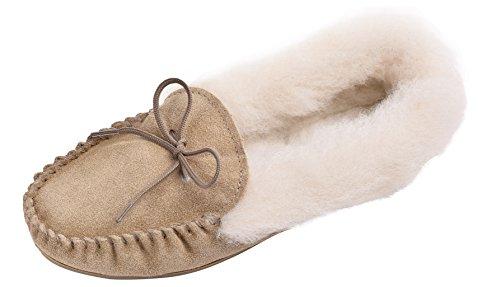 Lambland , Chaussons pour femme beige beige Beige