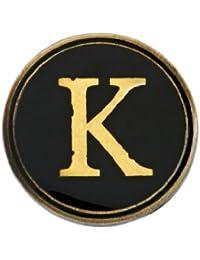 Cath Kidston Damen-Brosche Messing 22 mm CK387K