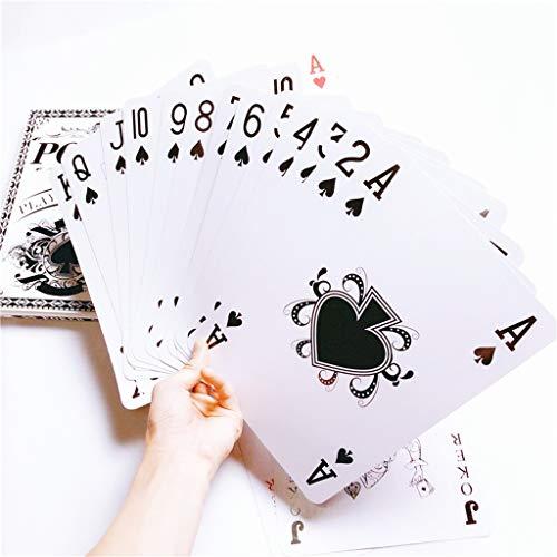 LIUFS Poker Spielzeug A4 Papiergröße Erwachsene Partei Lustige Ganze Person Ganze Spielzeug Dekompressionslösung Kreative Geburtstagsgeschenk (Size : 20 * 28cm)