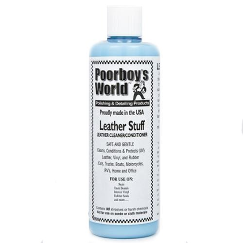 poorboys Sac en cuir Nettoyer et après-shampoing Kit * * * * * * * * * * * * * * * * Pour Voiture et moto Sièges * * * * * * * * * * * * * * * *