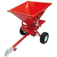 Dema 200 Liter Metall Salz/Düngerstreuer mit PKW / ATV Kupplung