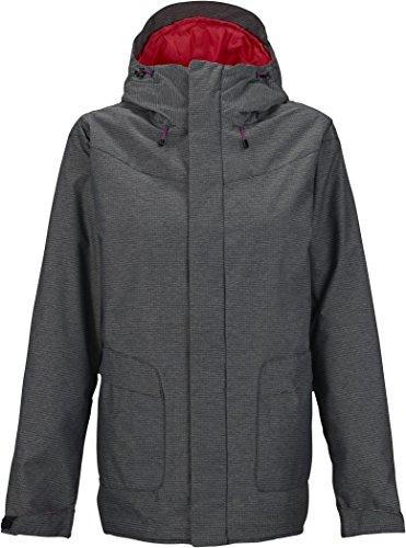 Burton Damen Snowboardjacke WB Cadence Jacket, True Black, XS, 15019100002