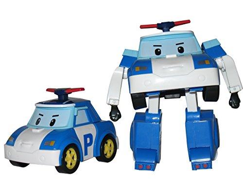 Robocar Poli - 54138 - Robocar Transformables - Poli