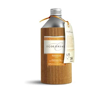 I Coloniali Bath and Shower Cream Regenerating Myrrh, Atkinsons, Unisex Bath and Shower Cream – Bottle 500 ml.