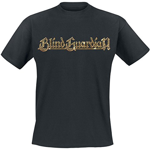 Blind Guardian Logo T-Shirt nero S