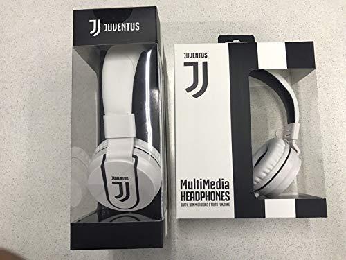 Techmade Tm-Ip952-Juv Cuffia, Bianco/Nero