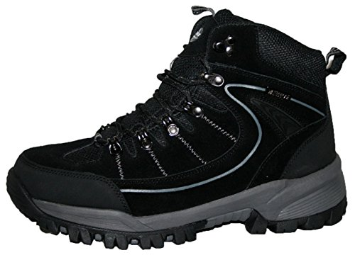 MENS RAE PREMIUM LEATHER UPPER WATERPROOF WALKING/HIKING TREKKING BOOT